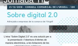 Propera jornada de licitació electrònica per a empreses de l'Urgell