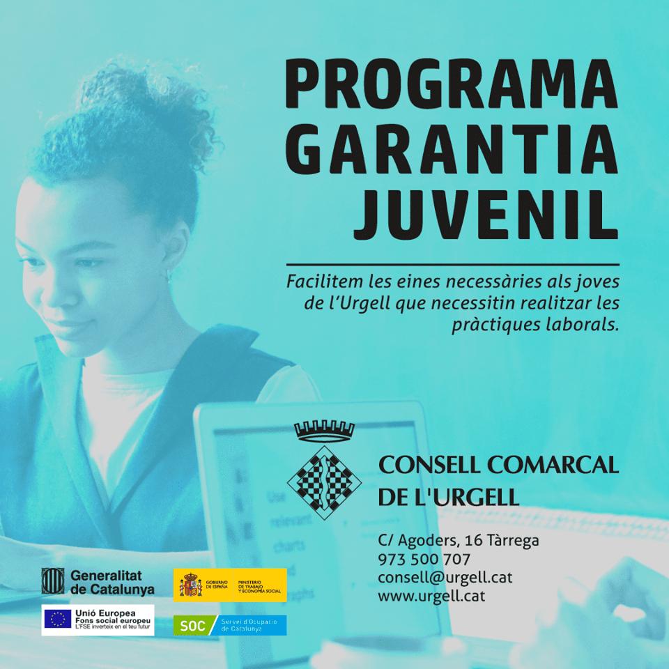 Programa garantia juvenil