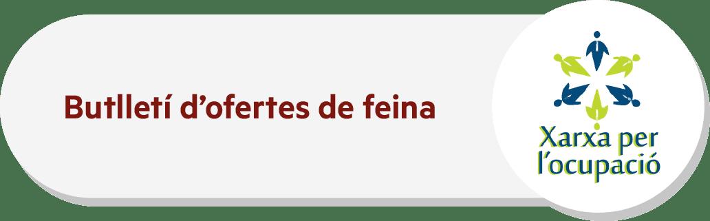 Butlletí Ofertes Feina Consell Comarcal Urgell