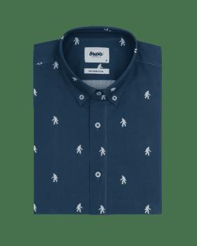 BRAVA camisa manga larga Yeti - 2