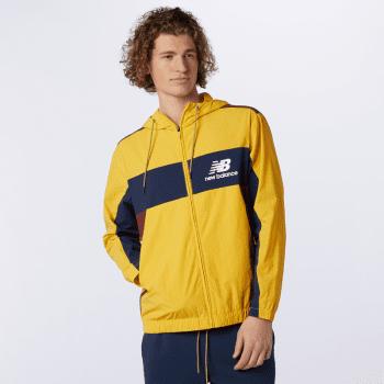 NEW BALANCE chaqueta Athletics Higher Learning Windbreaker - 1