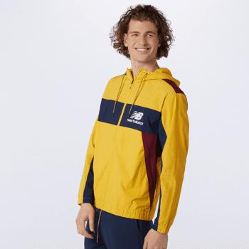 NEW BALANCE chaqueta Athletics Higher Learning Windbreaker - 2