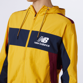 NEW BALANCE chaqueta Athletics Higher Learning Windbreaker - 4