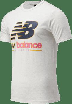 NEW BALANCE camiseta manga corta Athletics Higher Learning Logo