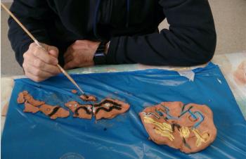 Airecel i Ondara Sió realitzen tallers d'art terapèutic.