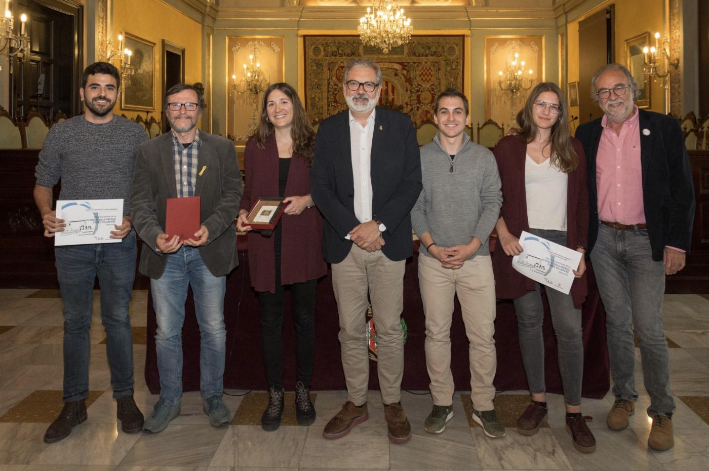 """El projecte """"Llavors d'oportunitats, sembrem ocupació al Pallars"""", de la cooperativa Alba Jussà, guanya el VI Premi Candi Villafañe"""