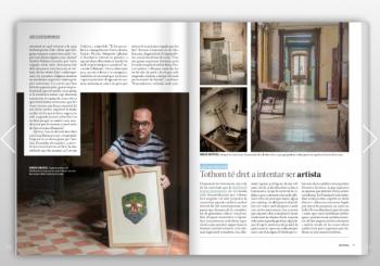 Reportatge de l'exposició Art Singular