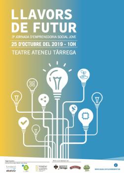 El Grup Aba i Ponent Coopera celebren aquest divendres la 3a edició de la Jornada Llavors de Futur amb la participació del jove ecologista alemany Fel