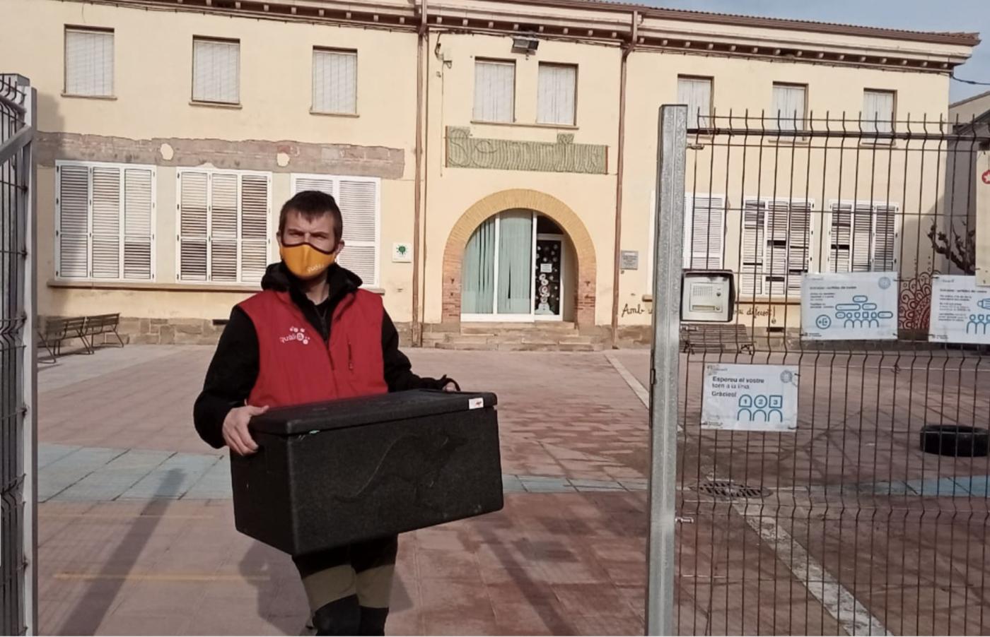 El Consell Comarcal de l'Urgell i Quàlia volen garantir els menús escolars en cas de confinament