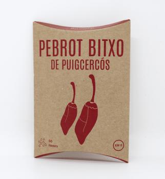 PEBROT BITXO DE PUIGCERCÓS