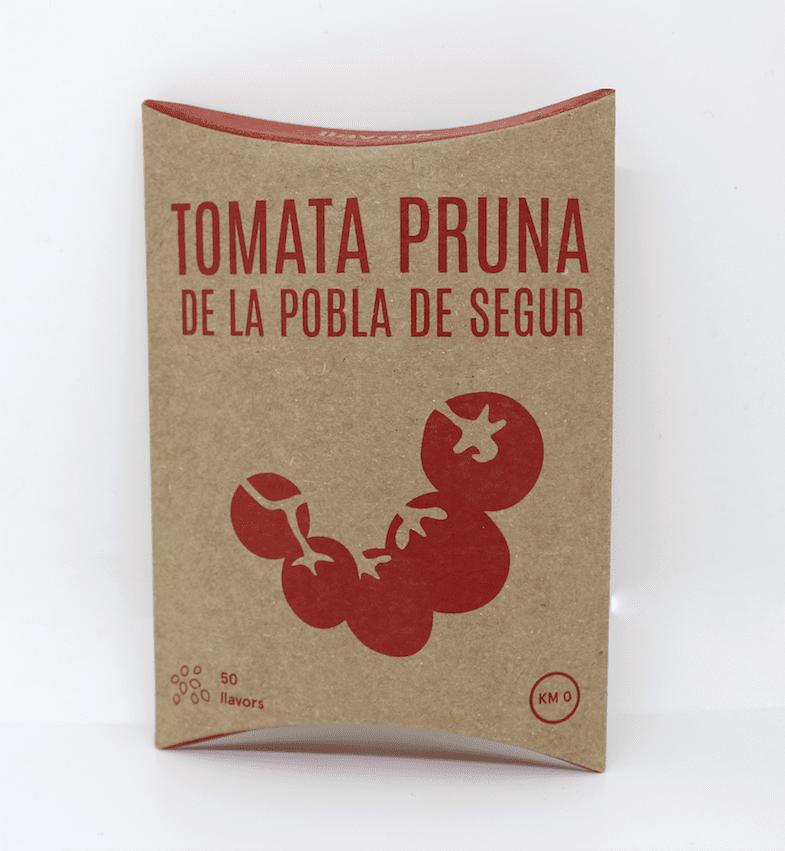 TOMATA PRUNA DE LA POBLA DE SEGUR