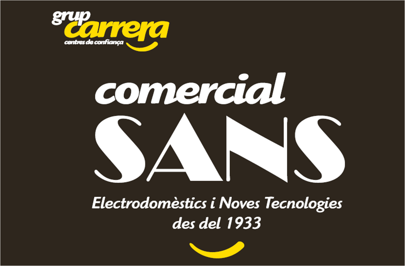 logo comercial sans