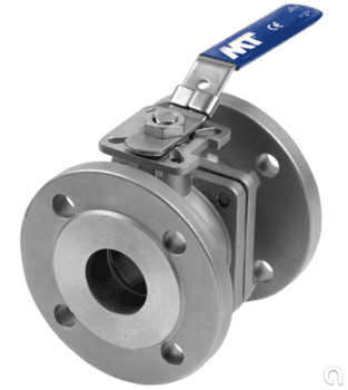 Vavula E/B inox bola A316 2 piezas PN16