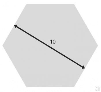 Hexagonal Macizo EN 10278 c.d.