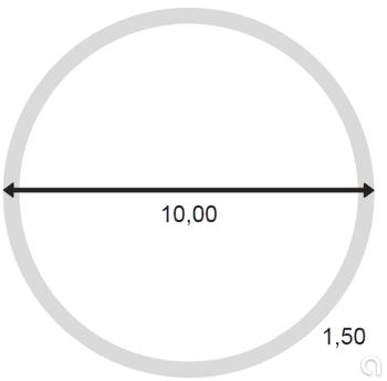 Tubo Redondo Soldado EN 10296-2