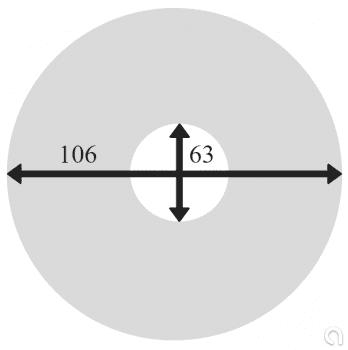 Barra Perforada - 1