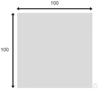 Cuadrado de Cobre EN12164 - 1