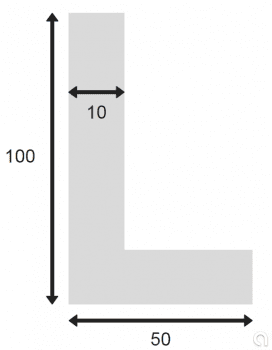 Ángulo desigual Extr. 755-9 - 1