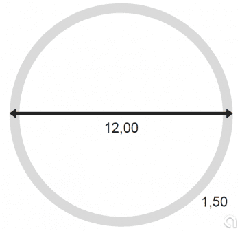 Tubo Precisión EN10305-3