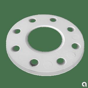 Brida aluminio ISO DIN2642