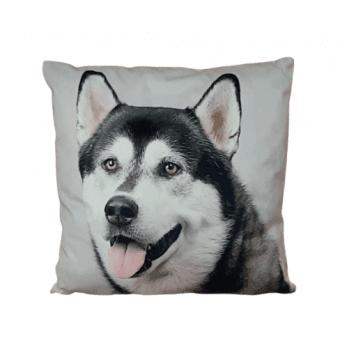 Cojines perro Husky 33 x 33