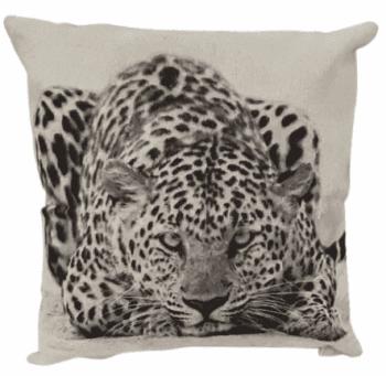 Fundas cojines leopardo 45 x 45