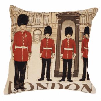 Funda cojín guardia London 45 x 45