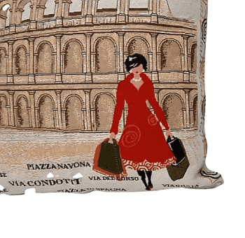 Fundas de cojín Roma 45 x 45 - 1