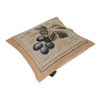 Funda cojín tapiz uvas 36 x 36 - 2