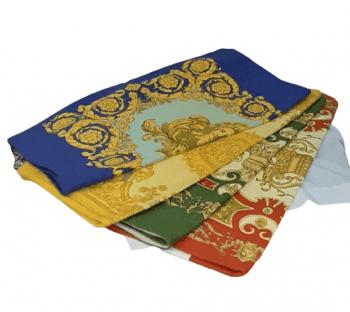 Fundas cojines clasicos medallon 50 x 50 - 5