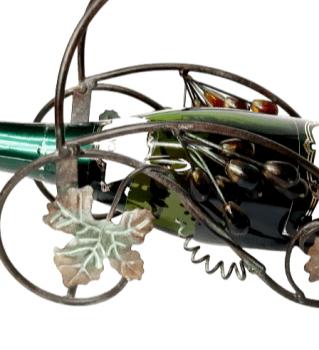 Botellero verde - 2