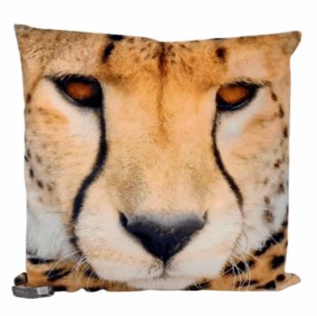 Cojín guepardo 45 x 45