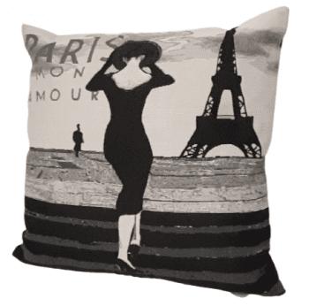 Fundas cojines París mon amour 45 x 45 - 2