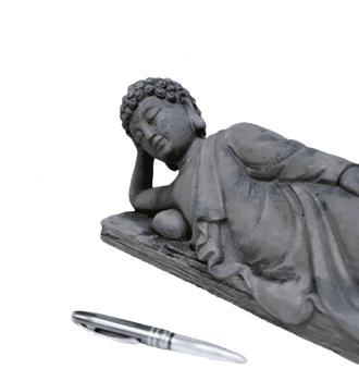 Buda tumbado pequeño - 3