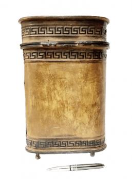 Caja vintage portabotellas - 3