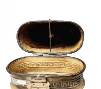 Caja vintage portabotellas - 4