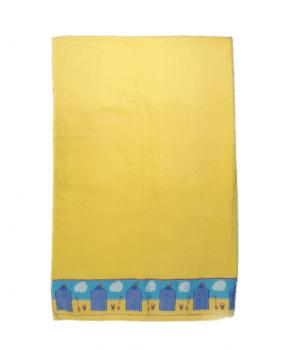 Toalla plsya amarilla casetas