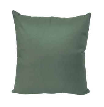 Cojín lentejuelas verde 40 x 40 - 3
