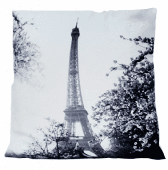 Cojines Torre Eiffel París 45 x 45 - 1