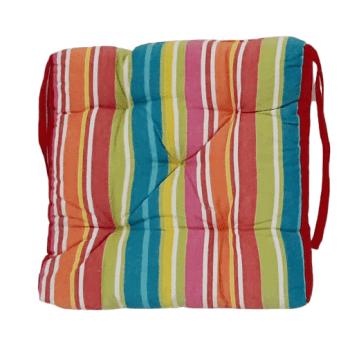 Cojines silla reversibles 40 x 40 - 3