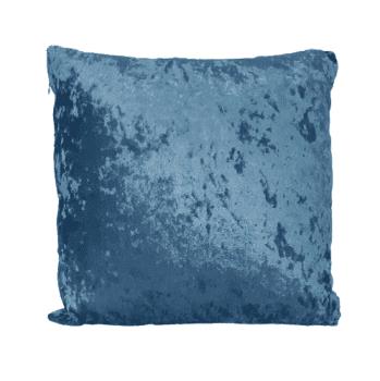 Cojines terciopelo azul plata - 3