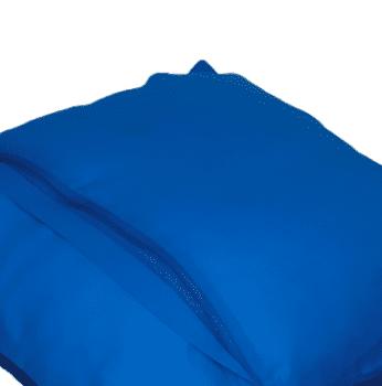 Cojines azul seda - 4