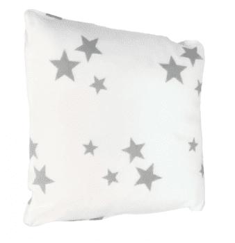 Cojines estrellas grises 40 x 40 - 3