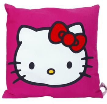 Cojines Hello Kitty fucsia 50 x 50
