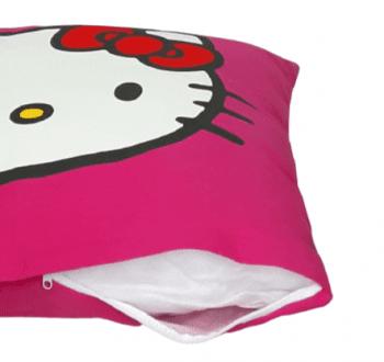 Cojines Hello Kitty fucsia 50 x 50 - 1