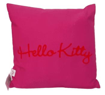 Cojines Hello Kitty fucsia 50 x 50 - 2