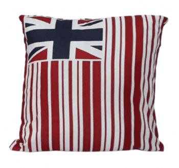 Cojín de bandera de Reino Unido 45 x 45