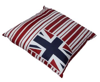 Cojín de bandera de Reino Unido 45 x 45 - 1