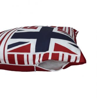 Cojín de bandera de Reino Unido 45 x 45 - 2