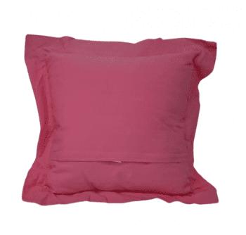 Cojines rayas rosas 40 x 40 x 5 - 2